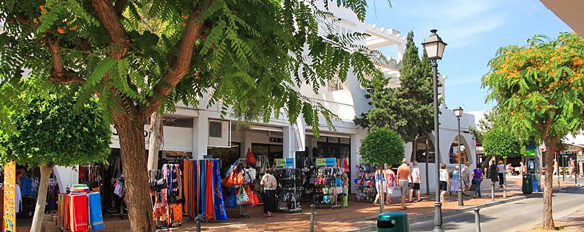 Geschäfte in Cala D'Or