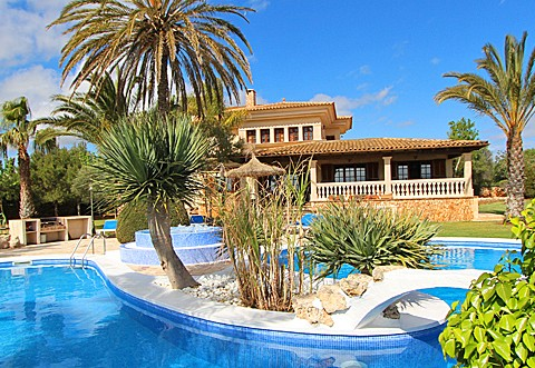 Finca Cala Sanau 5680 mit Pool und Whirlpool