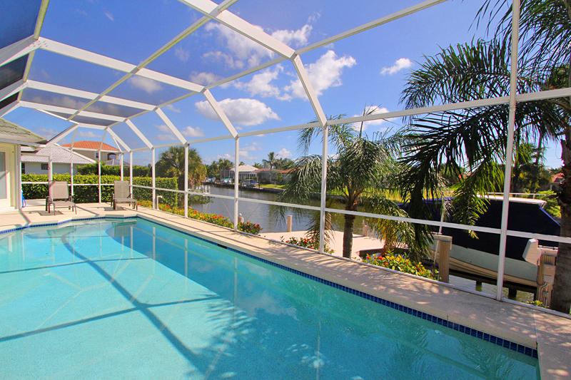 Villa in Flordia, auf Marco Island