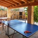 Barrierefreies Ferienhaus MA7420 Tischtennis-Platte