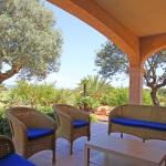 Ferienhaus Can Picafort MA8300 überdachte Terrasse (2)
