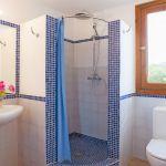Ferienhaus Mallorca 6630 Duschbad