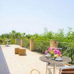 Ferienhaus Mallorca 6630 Terrasse