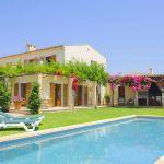 Ferienhaus Mallorca 6630 mit Pool