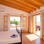 Ferienhaus Mallorca - Doppelbettzimmer