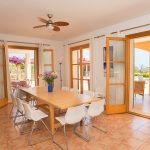 Ferienhaus Mallorca - Esstisch