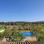 Ferienhaus Mallorca MA6045 - Blick auf den Pool