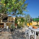 Ferienhaus Mallorca MA6045 - Grillbereich
