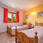 Ferienhaus Mallorca MA6045 - Zweibettzimmer