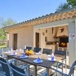 Ferienhaus Mallorca MA6060-007 Terrasse mit Gartenmöbeln