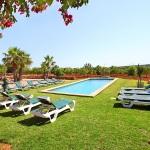 Ferienhaus Mallorca MA6630 Blick auf den Pool