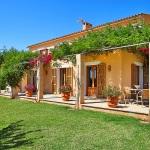 Ferienhaus Mallorca MA6630 Terrasse