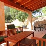 Ferienhaus Mallorca MA7420 überdachte Terrasse (3)