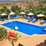 Ferienhaus Mallorca MA7420 Blick auf den Pool