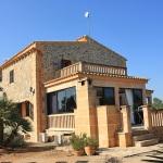 Ferienhaus Mallorca MA7420 Hausansicht