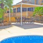 Ferienhaus Mallorca MA7420 Pabvillon mit Gartenmöäbel