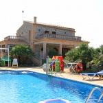 Ferienhaus Mallorca MA7420 Pool mit Sonnenliegen