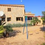 Ferienhaus Mallorca MA7420 Schaukel