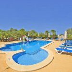 Ferienhaus Mallorca MA7420 Sonnenliegen am Pool