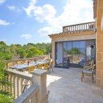 Ferienhaus Mallorca MA7420 Terrasse