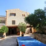 Ferienhaus Mallorca MA7420 Tischtennisplatte (2)