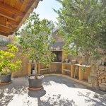 Ferienhaus Mallorca MA7420 gemauerter Grill