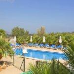 Ferienhaus Mallorca MA7420 umzäunter Pool