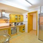 Ferienhaus Mallorca MA8300 Gefrierschrank in der Küche