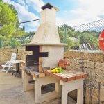 Ferienhaus Mallorca MA8300 Grill