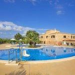 Ferienhaus Mallorca MA8300 Lift in den Pool