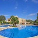 Ferienhaus Mallorca MA8300 Poolbereich