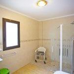 Ferienhaus Mallorca MA8300 behindertengerechtes Bad