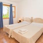 Ferienhaus Mallorca - Zweibettzimmer