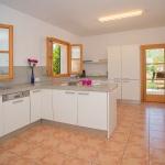 Ferienhaus Mallorca - offene Küche