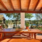 Ferienhaus Pollensa 6045 - überdachte Terrasse