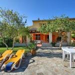 Ferienhaus Pollensa 6045 - Terrasse mit Liegen