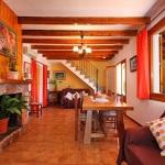 Ferienhaus Pollensa 6045 - Wohnbereich