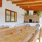Ferienhaus Pollensa 8385 Grillhaus mit Esstisch