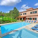 Ferienhaus Pollensa 8385 Pool und Kinderpool