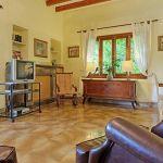 Ferienhaus Pollensa 8385 Wohnzimmer mit TV