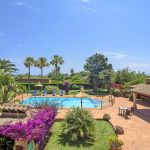 Finca Mallorca MA5770 Blick auf den Pool