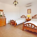 Finca Mallorca MA5770 Finca Mallorca MA5770 Schlafzimmer mit 2 Betten