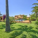 Finca Mallorca MA5770 Garten mit Palmen