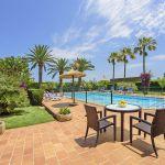 Finca Mallorca MA5770 Gartenmöbel am Pool