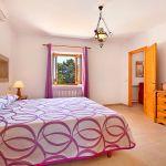 Finca Mallorca MA5770 Schlafraum mit Doppelbett