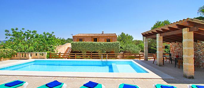 Finca Mallorca MA6860 mit Pool