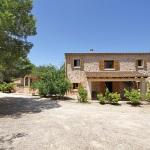 Finca Mallorca MA6860 Zufahrt zum Haus
