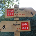 Landhaus Mallorca MA6348 Wanderweg nach Lluc