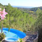 Villa Mallorca MA6651 Blick vom Balkon