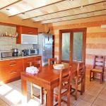 Villa Mallorca MA6651 Esstisch in der Küche